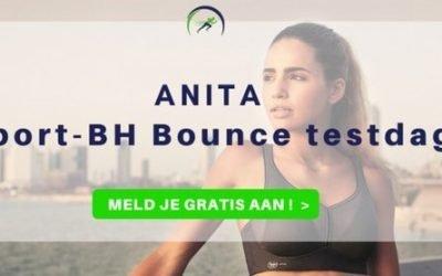 Anita Sport BH Bounce Event Testdag 26 juni 2021